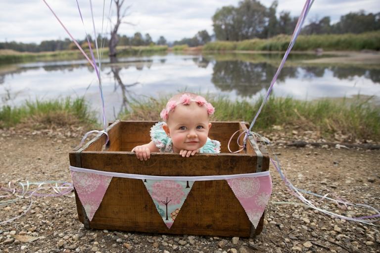 Albury baby photographer