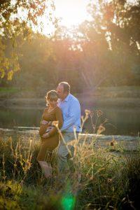 Sunset couples photos