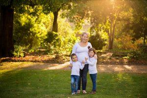 Pregnant family photos
