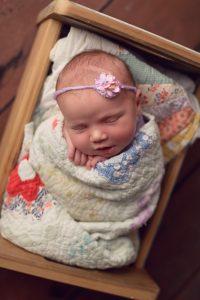Wodonga newborn photographer