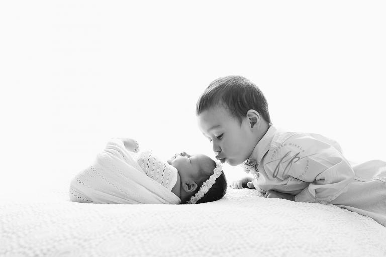 Wodonga newborn photography