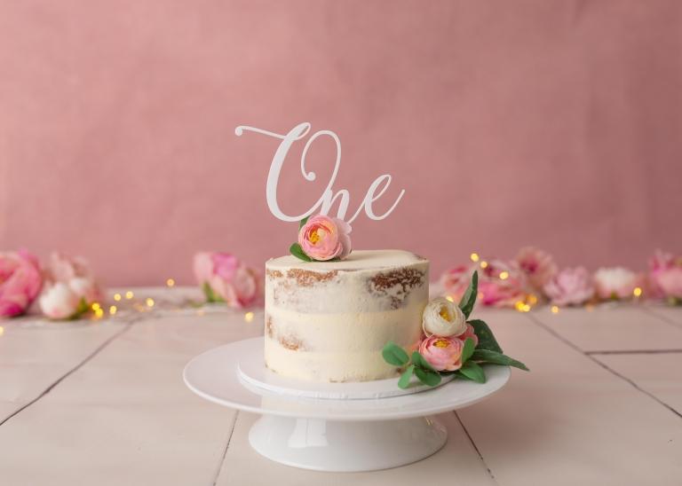 Cake smash wodonga