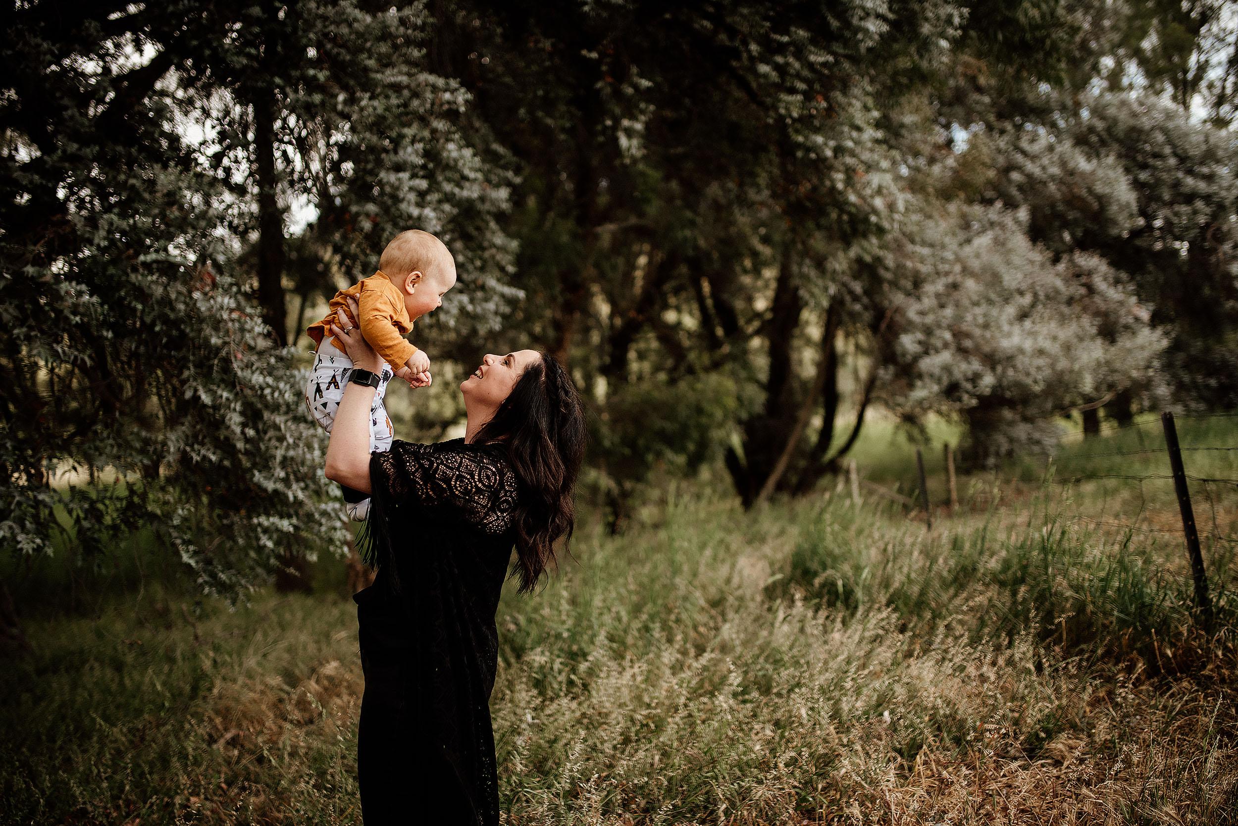 Motherhood photography sessions